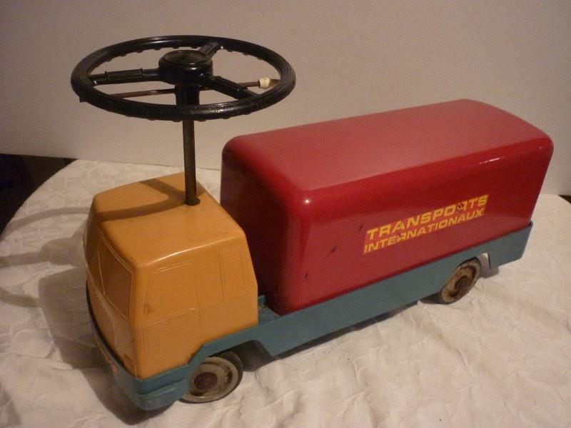 kiddicraft camion porteur ces vieux trucs que j 39 aime. Black Bedroom Furniture Sets. Home Design Ideas