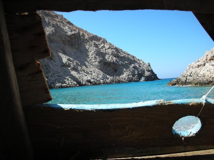 Amorgos Grecia