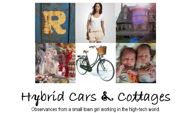Hybrid Cars & Cottages