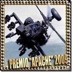 """PREMIOS APACHE 2009 DISTINGUIDO POR """"CALCIO NAPOLI EN ESPAÑOL"""""""