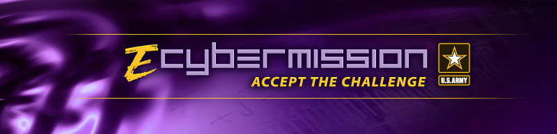 eCYBERMISSION header