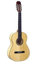 испанская гитара Admira