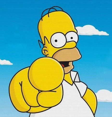 Para o vaticano homer simpson um 39 verdadeiro cat lico - Homer simpson tout nu ...