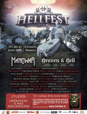 HELLFEST-Open Air -França -19 -20 -21 Hellfest2009