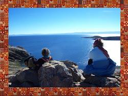 Viagem a Lugares de Poder: Lago Titikaka