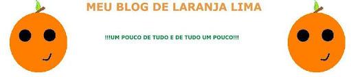 meu blog de laranja lima