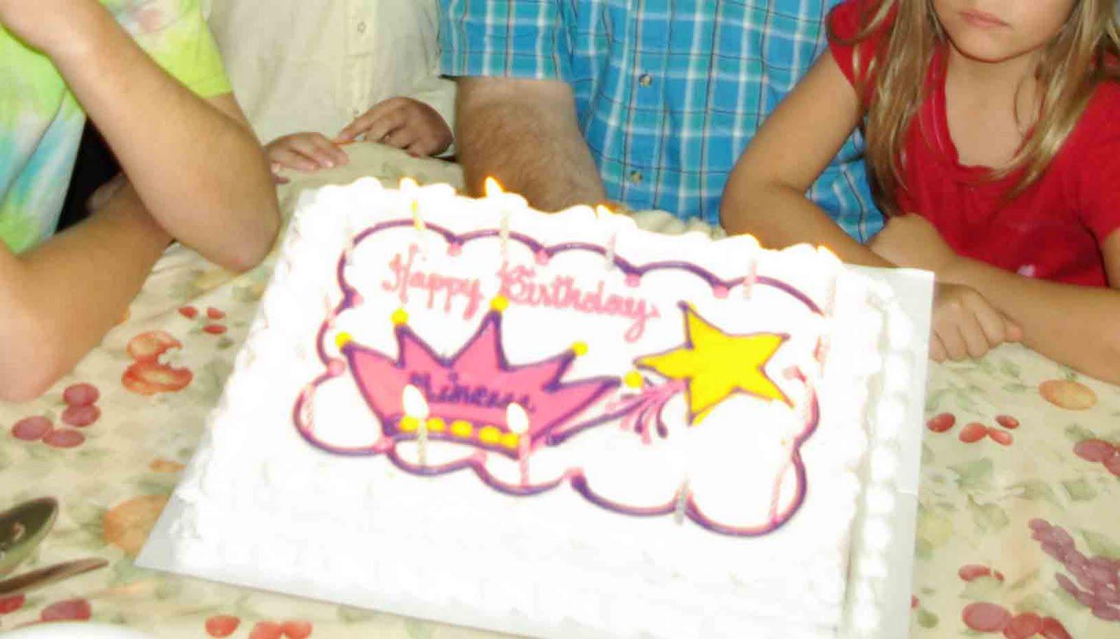 Costco Cakes Princess