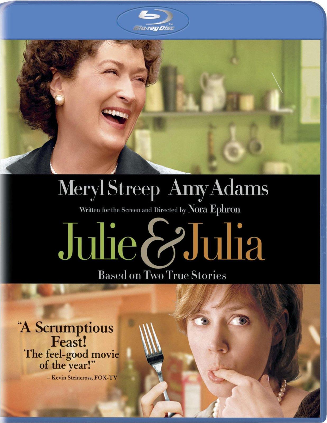 Sinopse: Meryl Streep e Julia