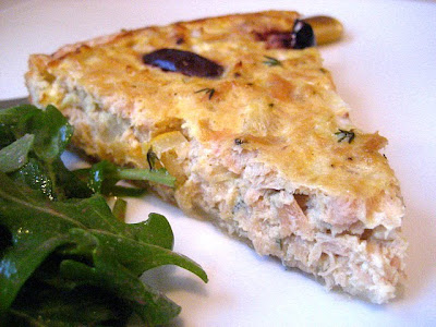 Stacey Snacks: Tunisian Tuna Tart