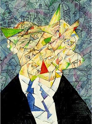 Aura Paintings Migraine Famous Artists