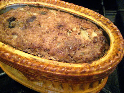 Stacey Snacks: Rustic French Meatloaf Terrine