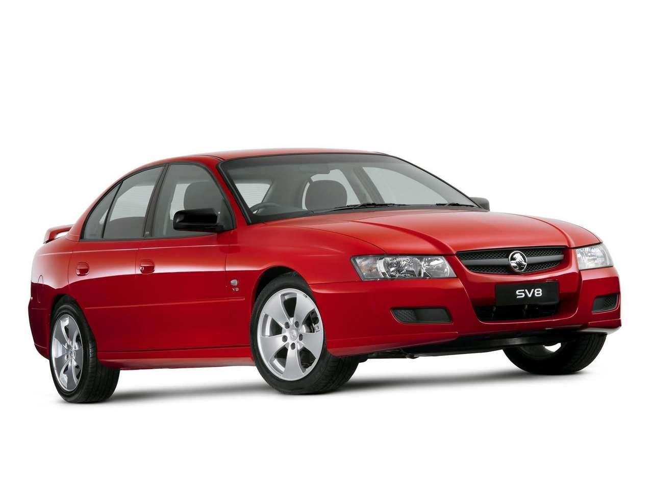 2004 Holden Vz Commodore Sv8