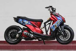 Full Gallery of Modifikasi Motor Yamaha Mio, all type of Modifikasi