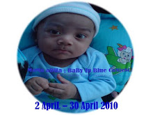 Baby in blue contest