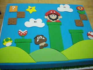 Mario Cake Publix