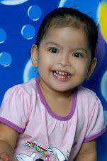 Nur Marsya Hani bt Mazuan(2 tahun)