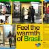 Siente el calor de Brasil