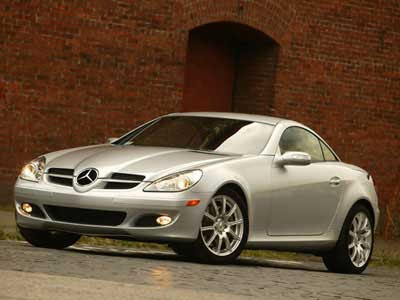 Y mercedes slk class fandeluxe Image collections