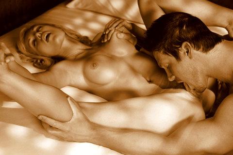 фото красивый секс куни