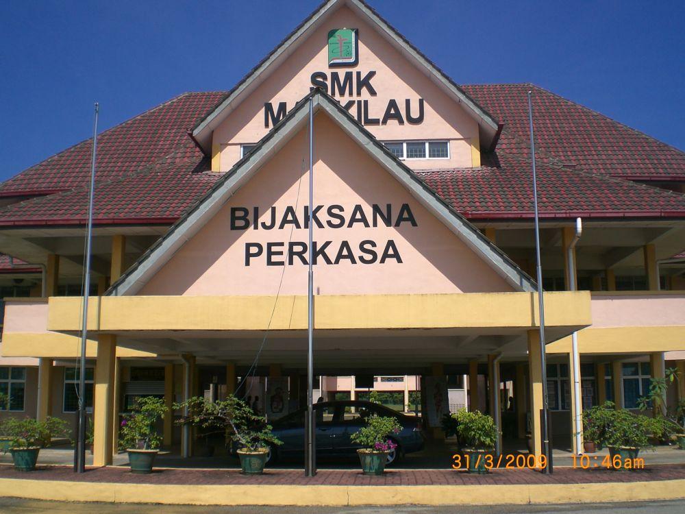 SMK MAT KILAU KUANTAN PAHANG DARUL MAKMUR