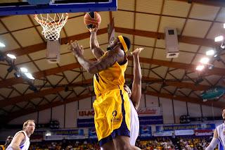ACB PHOTO- McDonald fue el mejor jugador del Gran Canaria