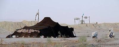 Fotoevas o gua no deserto por carlos ribeiro - Tenda da tetto oasis ...