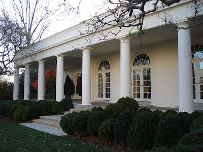 The West Wing of the White House