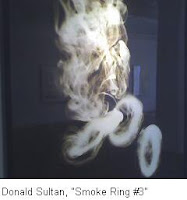 Donald Sultan: Smoke Ring #2
