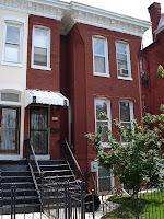 Duke Ellington's childhood home