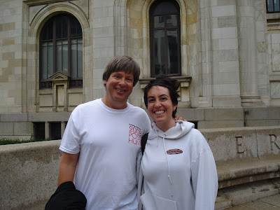 Dave Barry and me