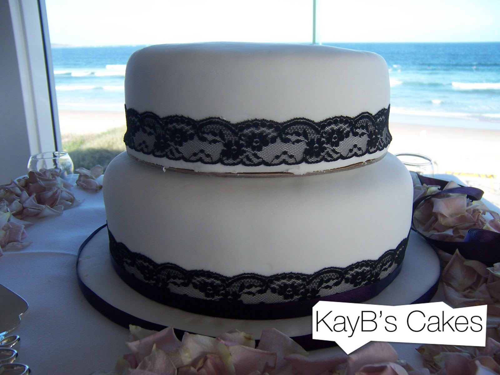 KayB s Cakes My first wedding cake Congratulations Nads