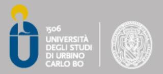 logo università degli studi di urbino