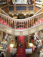 libreria bookshop lello e irmao oporto