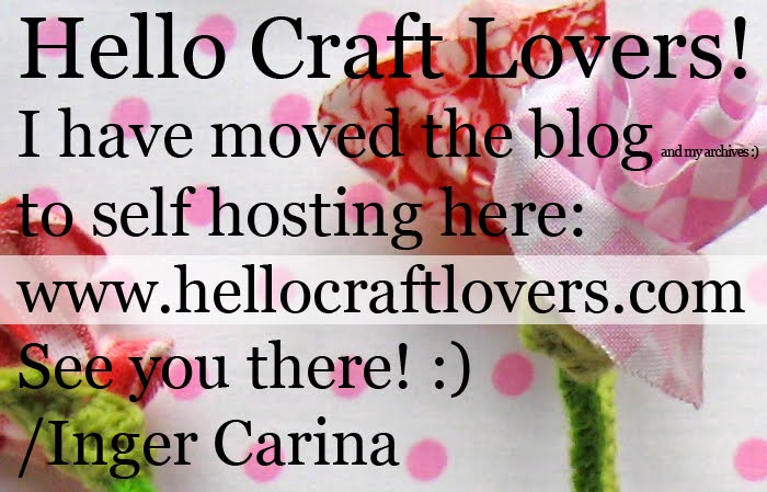 Hello Craft Lovers!
