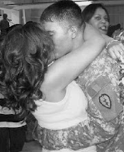 Deployment kisses