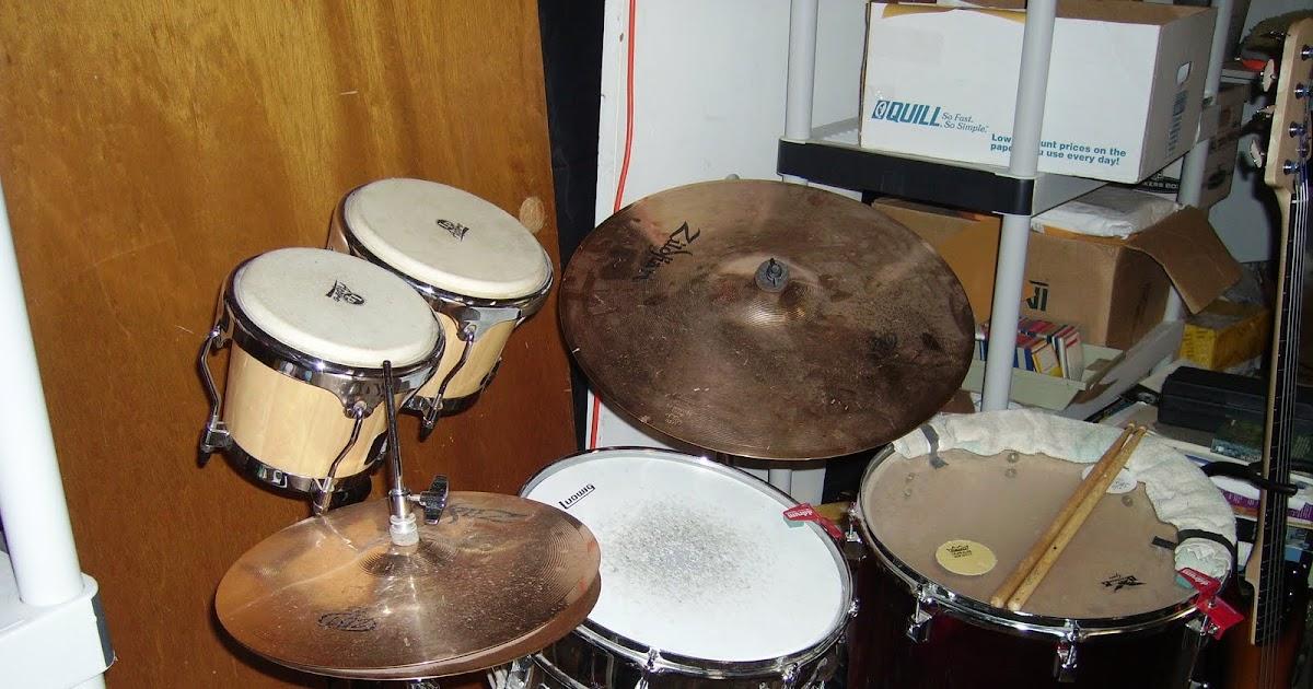 Go Kustom My Little Stand Up Drum Kit