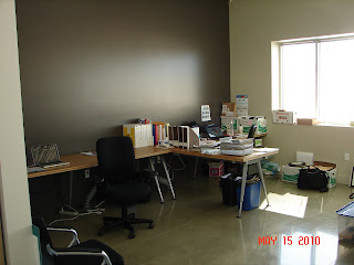 Hydrovolts' office at the McKinstry Innovation Center