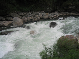 River in Bhutan