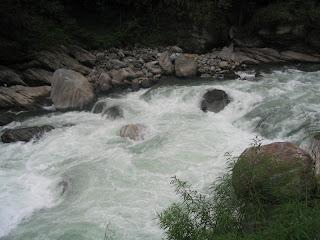River in Bhutan