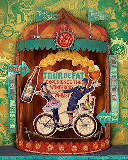Tour de Fat event poster