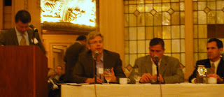 Perkins Coie cleantech panel at the Arctic Hotel 9/23/10