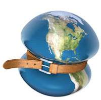 Tightening the belt on planet earth