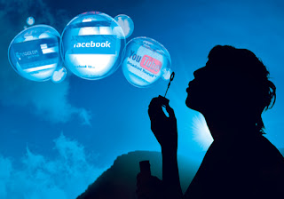Blowing bubbles: MySpace, Facebook, Youtube