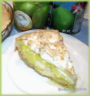 Buko Custard Pie