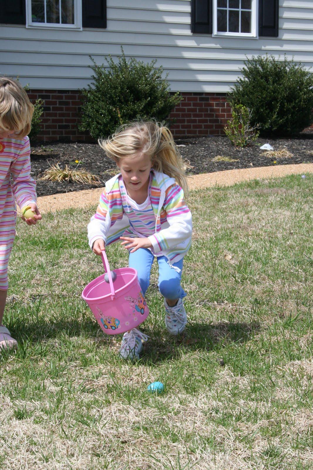 Lukitsch Family Chronicles Neighborhood Easter Egg Hunts
