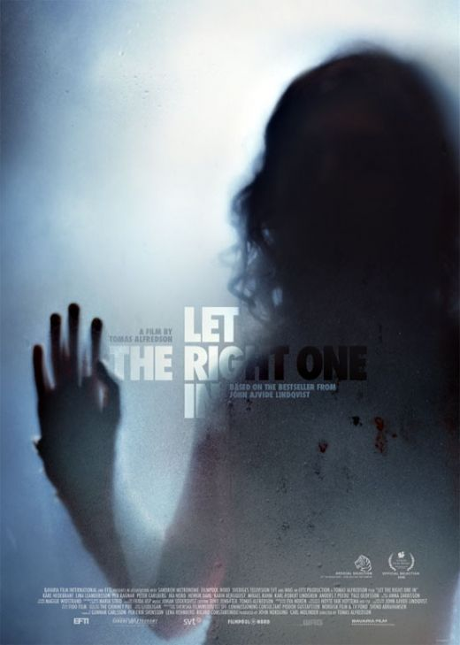 Let The Right One In Book English