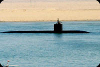 US 'deploys nuclear sub to persian gulf'