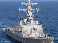 US sends warships to eastern mediterranean