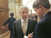 senators agree on 'non-binding resolution'