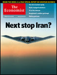 the economist: 'next stop iran?'